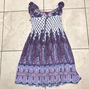 Sunny Leigh summery dress